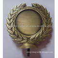 Customized Mirror Antique Bronze Medallion