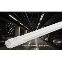 Dual Lighting T8 LED Tube with Microwave Sensor
