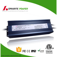 120W 10A 12Volt led Power Supply LED Driver waterproof ip67 dali dimmable