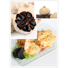 korean organic peeled black garlic for sale