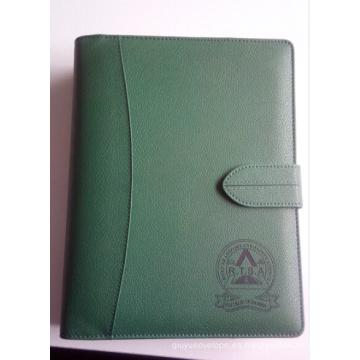 2018 The Newest Diary Book, Cuaderno en relieve estilo cuero