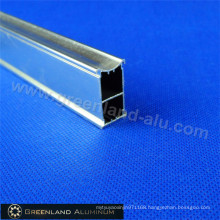 Anodized Silver Color Bottom Tube of Roller Blind with Animinium Profile