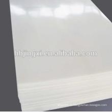 Белый лист Пластичного PE Твердый лист PE