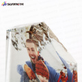 FREESUB Sublimation Photo Printing Crystal Frame Wholesale