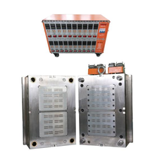 Flat Drip Mould With 64 Cavity