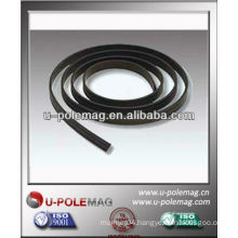 12.7x1.5mm anisotropic Flexible Rubber Magnet strip