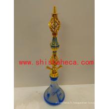 Harding Style Top Qualité Nargile Fumer Pipe Shisha Narguilé