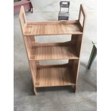 Wood Commodity Shelf From Factory