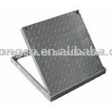 compound grating, compound steel grating, combine grating, cheque plate