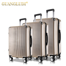 Alta qualidade abs pc bagagem viajar caso