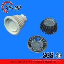 Chauffe-eau en aluminium de qualité supérieure et dissipateur de chaleur en aluminium