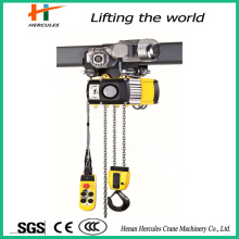 7.5t Electric Trolley Chain Hoist for Construction