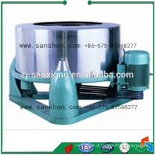 Máquina de drenagem Desidratação vegetal Secador centrífugo