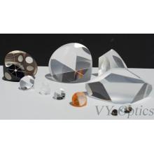 Prismes de Penta de silice fondue par UV pour l'instrument de laser