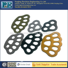 Customized high precision galvanizing various colors of the auto parts