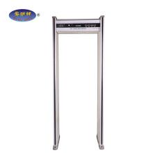 LED Alarm Light Archway Metal Detector, Door Gun Detector