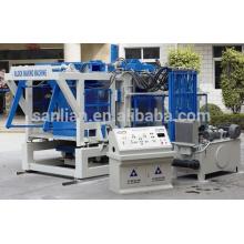 soil cement block making machine