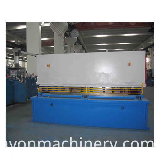 Hydraulic Guillotine Shearing Machine