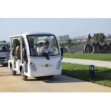 8 Seater Electric Sightseeing Shuttle Bus for Park Use