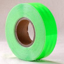 Fita reflexiva luminosa auto-adesiva verde clara para caminhões (C5700-LG)