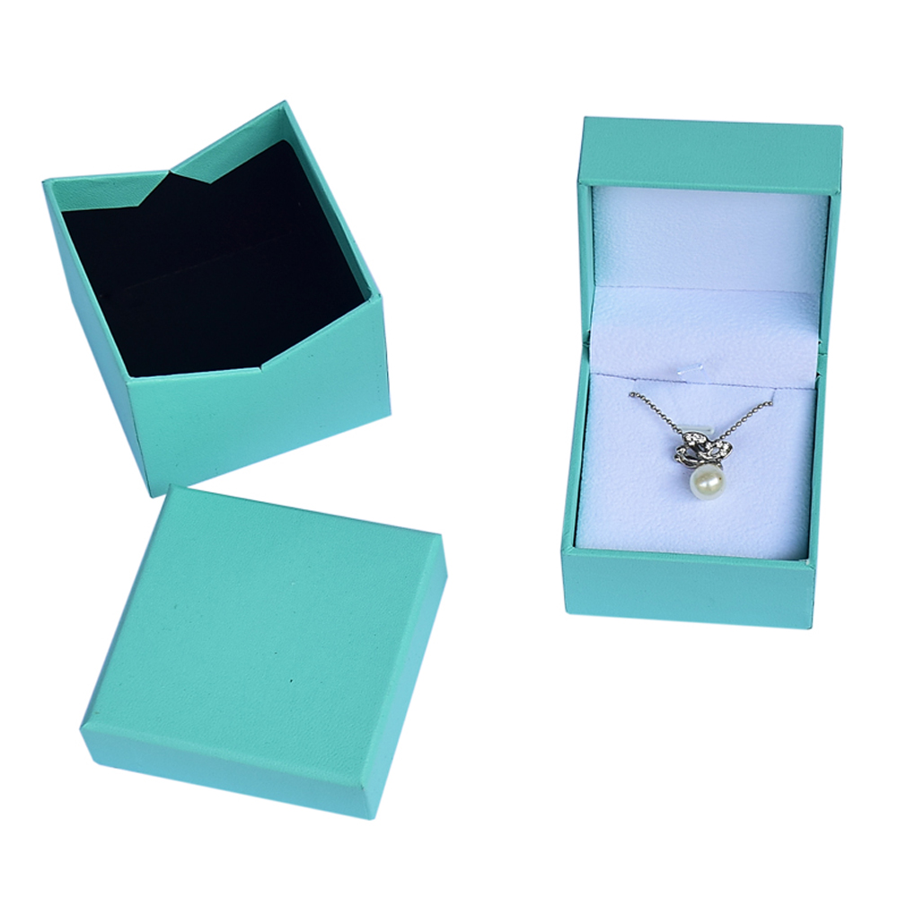 Oem Paper Boxes For Jewelry Necklace Packaging Box