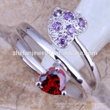 оптовая Таиланд ювелирные изделия ringrings колледж кольцо лучшие друзья