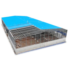 China Cheap Prefabricated Steel Frame Construction Building Materials