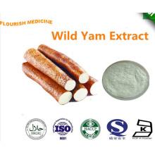 Extrait d'igname sauvage / Extrait de racine de jarine sauvage / Diosgenin 98%