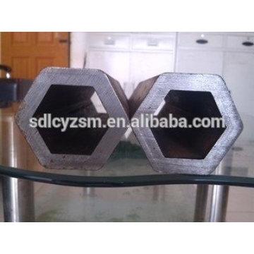 Internal Hexagonal Steel Pipe weight