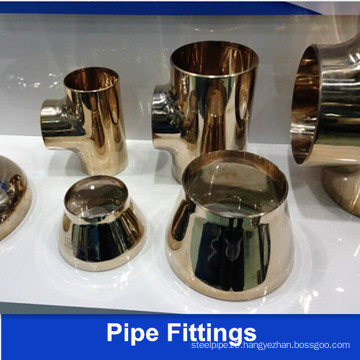 DIN 86090 1.5D Copper Nickel Elbow Pipefittings