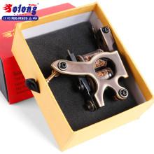 Solong Tattoo M204 12 Wraps machine de tatouage de bobine de cuivre pur pour les fournitures de microblading Body Art