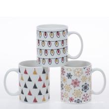 11oz/320ml  standard decal printed mugs  christmas  gift mugs