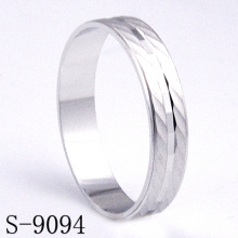 Shining & Fashion 925 Silver Wedding Ring (S-9094)