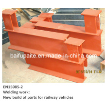 Railway Vehicle Metal Sheet Works