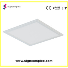 4014SMD Chip 90lm / W IP40 Square 600X600mm Panel LED de luz 60W