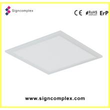Luz de painel quadrada 60W do diodo emissor de luz da microplaqueta 90lm / W IP40 600X600mm 4014SMD