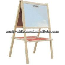 Wood Frame standing chalkboard