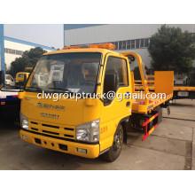 ISUZU Flat Two-in-one Wrecker Towing Truck
