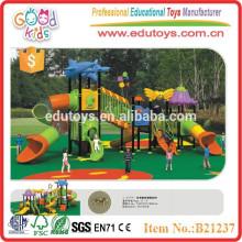 Brinquedos ao ar livre econômicos para crianças Novo campo de jogos ao ar livre