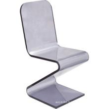 Bonne chaise de salle à manger en acrylique de la qualité pour la maison