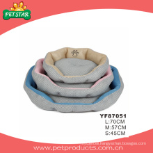 Luxury Pet Dog Bed Wholesale, Dog Accessories (YF87051)