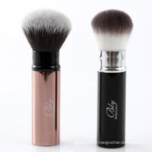 Marque privée brosse rétractable pinceau poudre blush pinceau
