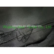 Tela de oxford de nylon 840D con PU cubierto / resistente al agua, resistente al fuego