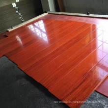 Balsamo, Quina, Cabreuva, Contrachapado de ingeniería Pisos de madera de madera laminada