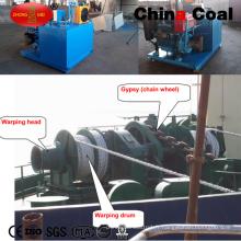 Application de bateau et treuil de trawler de pêche de source d'énergie hydraulique