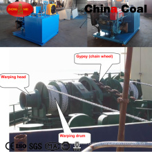 Boat Application and Hydraulic Power Source Fishing Trawler Winch
