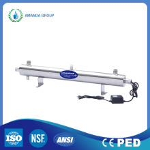 SS316 UV Light Sterilizer System