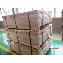 material de tapas largas utilizando sobre tapas de botellas de vino 8011 hoja de aluminio de aleación o bobina