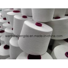 100% Gesponnenes Polyester-Nähgarn gefärbtes Garn
