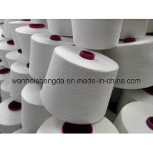 100% Spun Polyester Sewing Thread Dyed Yarn